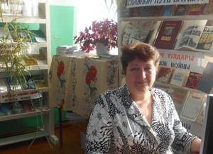 Адзитаровская сельская библиотека