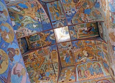 Выставка «Фрески Ростовского кремля»