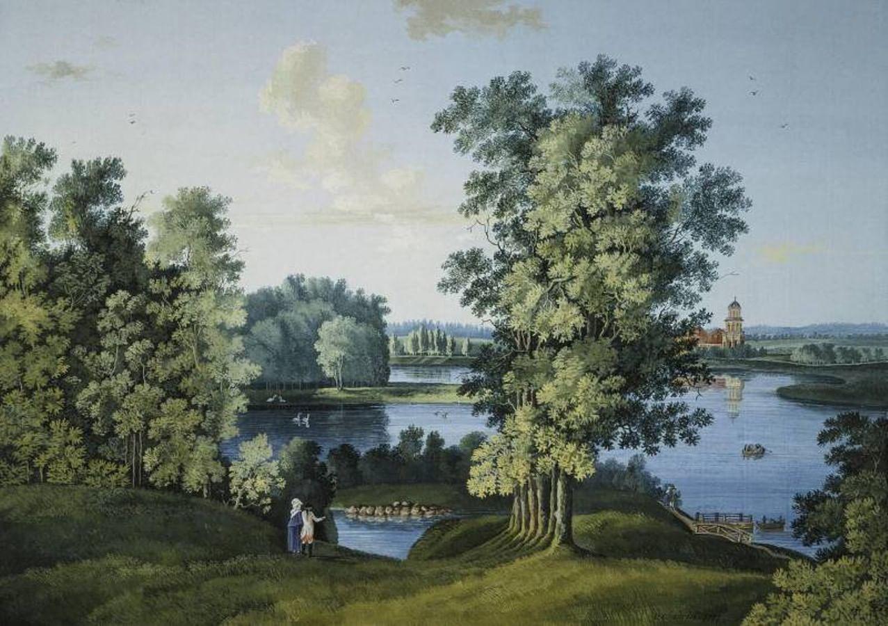 Картины Щедрина