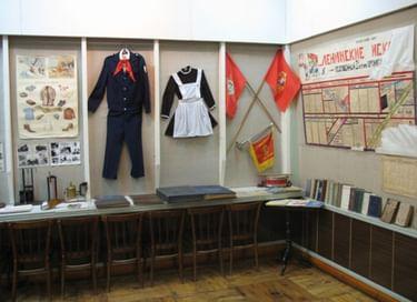 Выставка «145 лет Подосиновской средней школе»