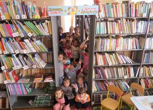 Прибельская детская сельская библиотека