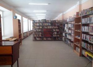 Новокиешкинская сельская библиотека