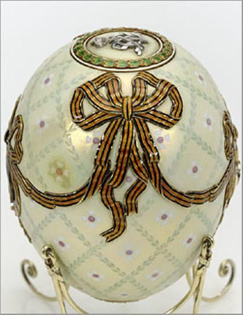 Яйца Фаберже: история создания, фотографии, подарки для императорской семьи, музеи.