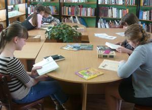 Андроповская детская библиотека-филиал
