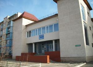 Библиотека №5 города Читы