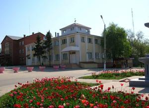 Сергиевская центральная детская библиотека