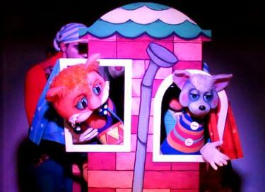 Спектакль «Кошки-мышки»