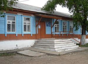 Библиотека-филиал села Улятуй