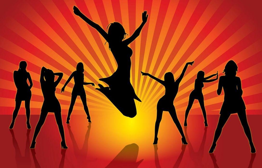 Фотокросс на тему танцы