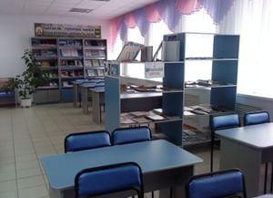 Рощинская модельная сельская библиотека №16