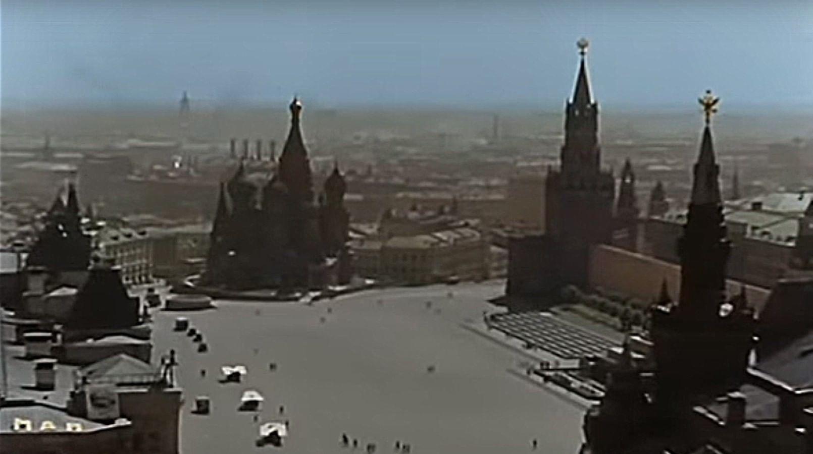 Кадры из фильма «Цирк»