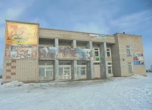 Новобарятинская сельская библиотека № 15