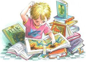 Детская библиотека-филиал города Вичуги