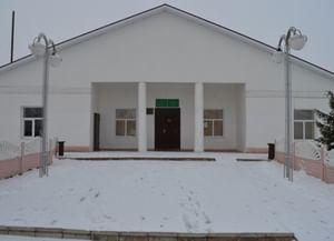 Николаевская сельская библиотека № 18