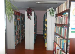 Кантюковская сельская библиотека № 1