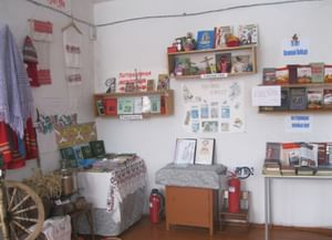 Садовская сельская библиотека № 24