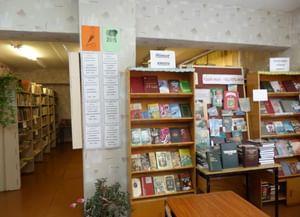 Ново-Федоровская сельская библиотека № 30
