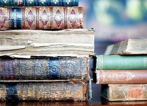 Сельская библиотека деревни Москово