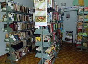 Кутеремская сельская библиотека-филиал № 22