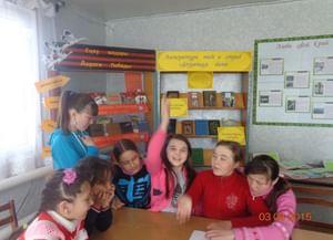 Модельная сельская библиотека деревни Малоказаккулово