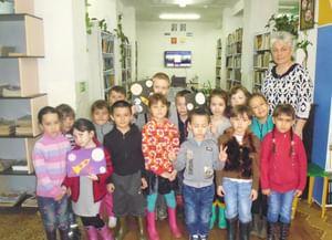 Сельская библиотека села Миндяк