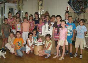 Детская библиотека № 2 – Центр эстетического воспитания