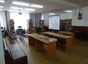 Центральная библиотека МБУК «ЦБС г. Казани»