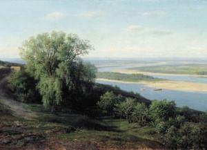 Природа России наполотнах русских художников