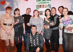 Уральская модельная сельская библиотека