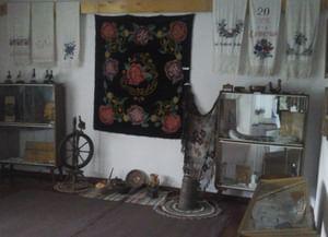 Музей прикладного искусства села Скворцово