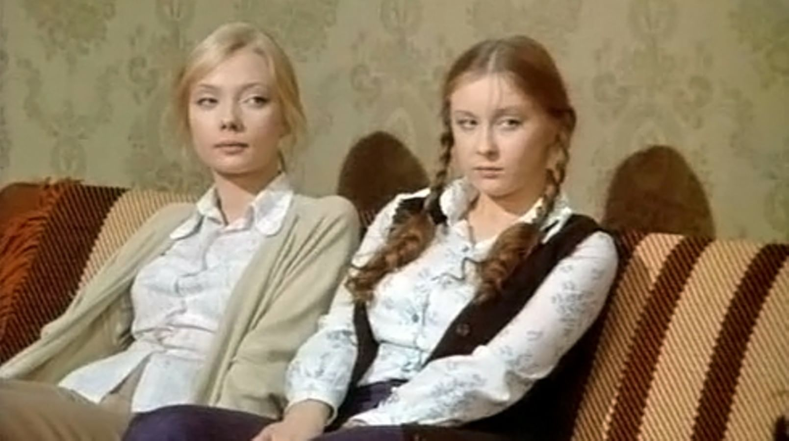 Кадры из фильмов Ларисы Удовиченко