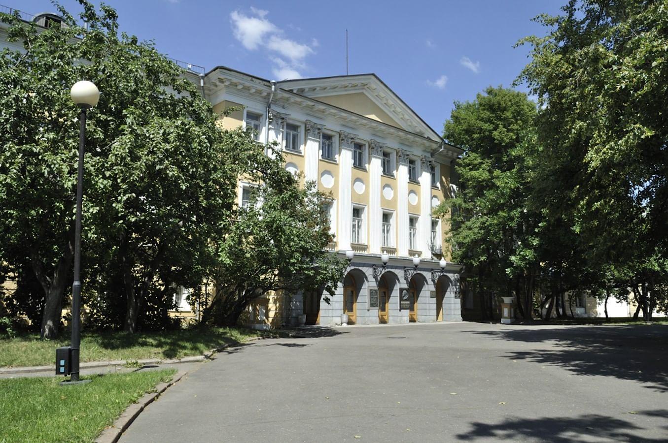 Дом Остермана