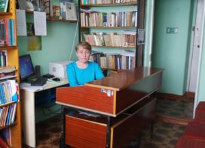 Библиотека села Малосухоязово