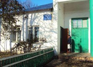 Библиотека села Бахтыбаево