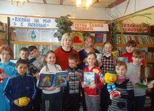 Библиотека села Суслово