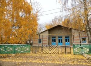 Библиотека села Березовки