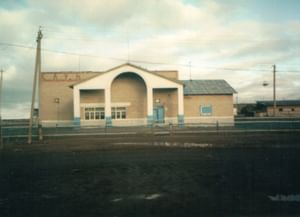Библиотека села Печенкино