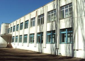 Библиотека села Старобурново