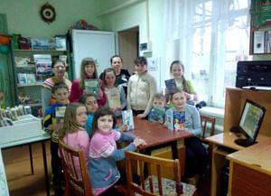Библиотека села Николаевки