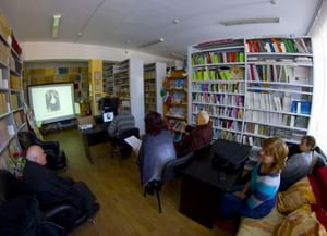 Литературная гостиная ГБУК «Краснодарская краевая специальная библиотека для слепых имени А. П. Чехова»