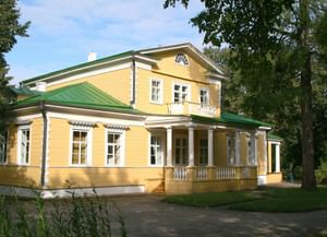 Музей-заповедник А.С.Пушкина «Болдино»