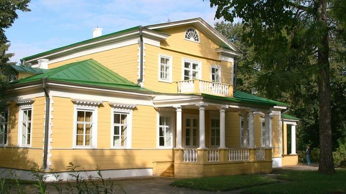 Музей-заповедник А. С. Пушкина «Болдино»