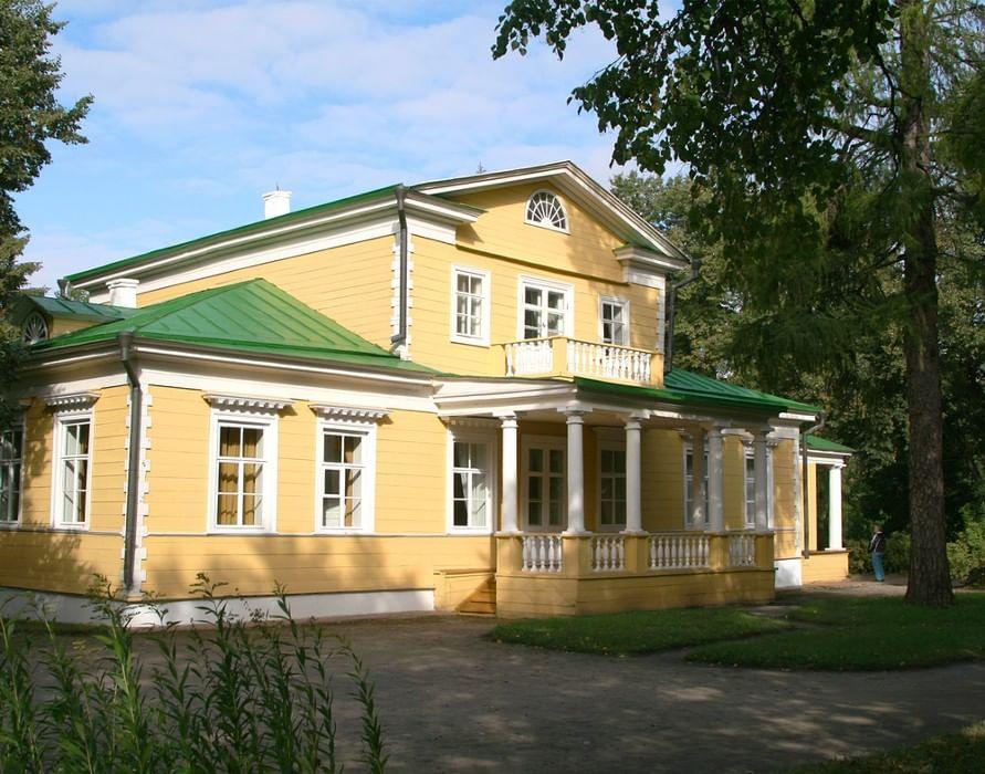 Пушкинские места в россии доклад 7612