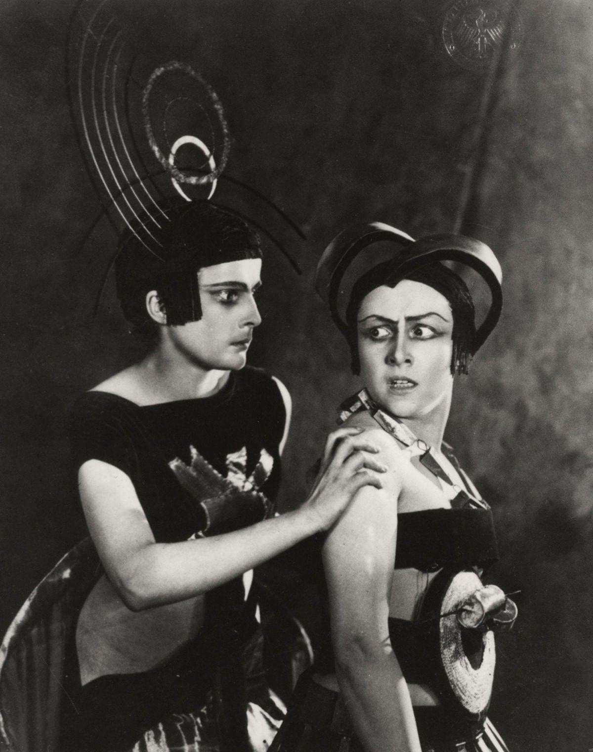Аэлита 1923