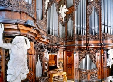 Концерт «Музыка соборов Европы»
