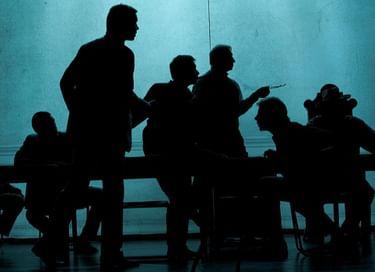 Спектакль «12 разгневанных мужчин»