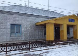 Библиотека села Баженово