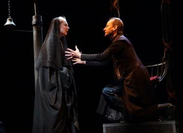 Спектакль «Анджело, или «...ничего лучше я не написал»