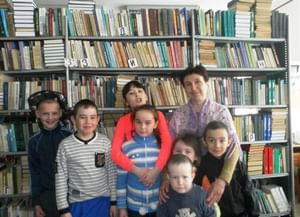 Библиотека села Новоянтузово