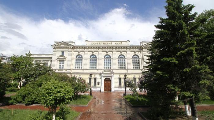 Иркутский областной художественный музей им. В. П. Сукачёва